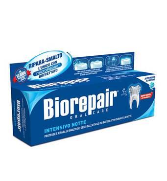 Зубна паста Biorepair INTENSIVE NIGHT Інтенсивне нічне відновлення, 75 мл