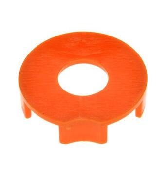 Крышка миксера оранжевая RAL 2011, Rheavendors, 0080100023IC