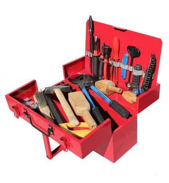 НКР Набір інструментів і пристосувань для оброблення кабелю ЕМІ