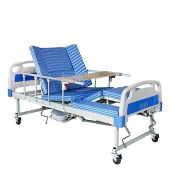 Медичне функціональне ліжко з туалетом E30