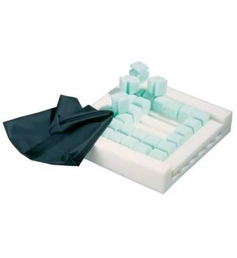 Подушки для сидения в виде кубиков decuSit ADL