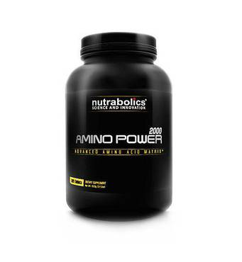 Аминокислоты Amino Power 2000 NutraBolics 325 табл