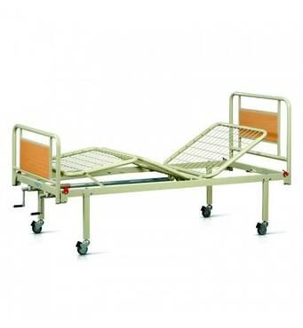 Ліжко медична (три секції, металева) OSD - 94v 90v