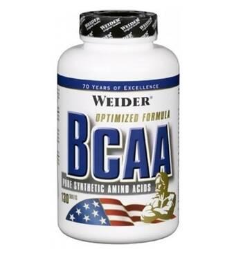 Аминокислоты BCAA WEIDER 130 таб