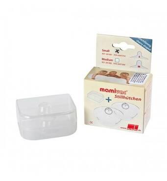 Накладки для сосків для годування Mamivac®, розмір S, 2 шт