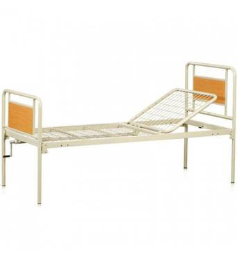 Двосекційне медичне ліжко OSD - 93v   Матрац OSD - MAT - 80x8x194
