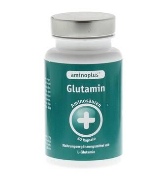 Аминоплюс Глютамин aminoplus Glutamin 1823732 KYBERG-VITAL (Кайбер)