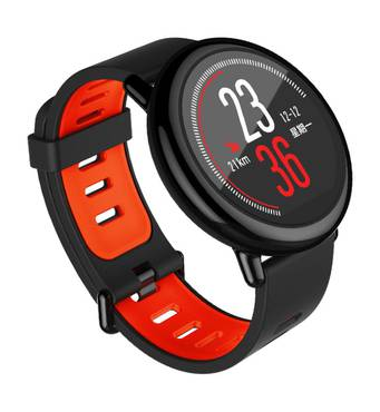 Розумний годинник Amazfit Sport Smartwatch Black Huami