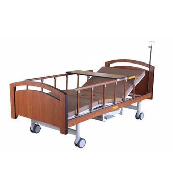Ліжко медичне електричне зі вбудованим туалетом YG - 3 Heaco