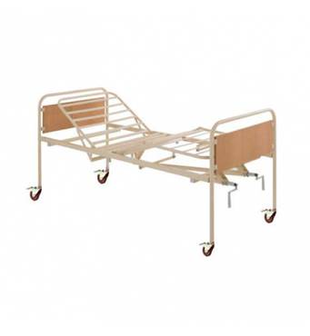 Ліжко медичне функціональна Sonata 4 секції з колесами Invacare