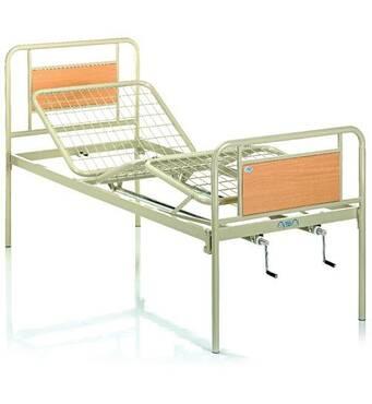 Ліжко медична (три секції, металева) OSD - 94v