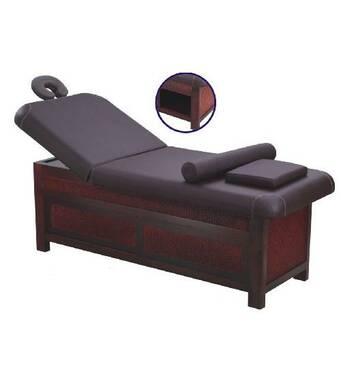 Стационарный деревянный массажный стол KO-3-1 (УМС)