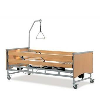 Ліжко медичне чотирьохсекційне з електроприводом Eloflex 185, Bock (Німеччина)