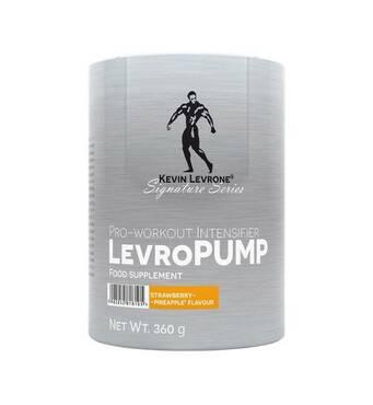 Предтреник Levro Pump Ківі Kevin Levrone 360 гр