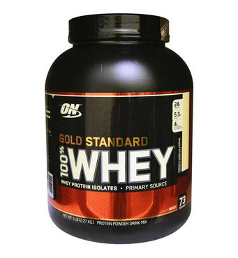 Протеїн Whey Gold Шоколад-кокос Optimum Nutrition 2,336 кг