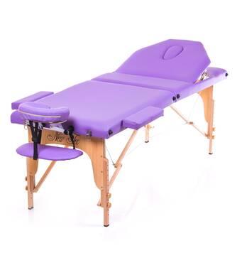 Стол массажный деревянный Expert NEW TEC