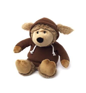 """Іграшка-грілка """"Овечка в курточці"""" коричнева Intelex"""