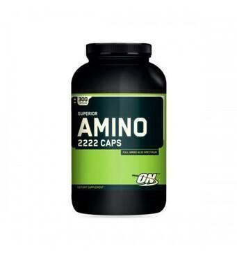 Амінокислоти Amino 2222 Optimum Nutrition 300 капс