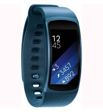 Фитнес-браслет Gear Fit 2 Blue Samsung