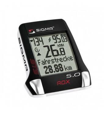Велокомпьютер ROX 5.0 Sigma Sport