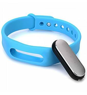 Ремінець для фитнес-браслета Mi Band Blue Xiaomi