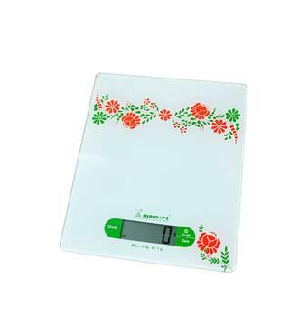 Весы кухонные электронные 6852 (до 5 кг) Momert