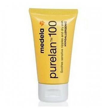 Крем Purelan 100 Medela для швидкого загоєння сосків 37гр