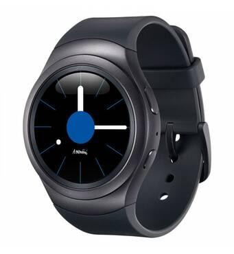 Смарт-часы R7200 ZKA Black Sport Samsung