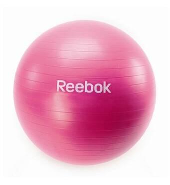 Фитбол (мяч для фитнеса) Reebok 55 см (розовый)