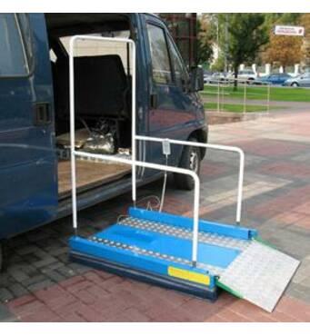 Площадка подъемная с вертикальным перемещением ППН-150, Шанс/Норма-Трейд (Украина)