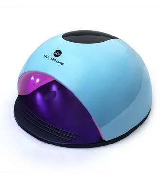 Лампа UVLED для манікюру 80w SUNB380_BLUE