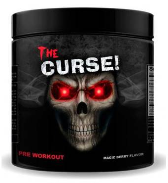 Стимулятор передтренувальний The Curse Cobra Labs 250 гр