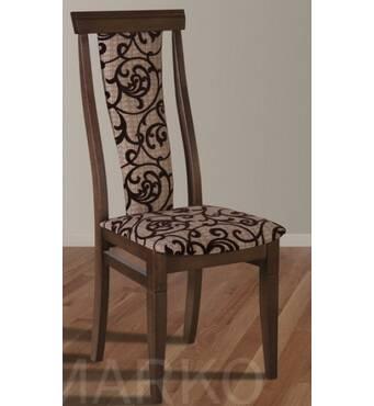 Деревянный стул Эдельвейс орех
