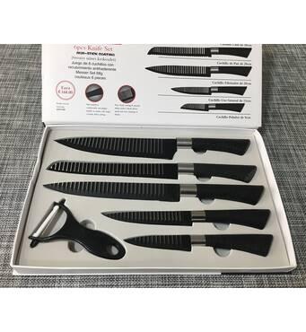 Набор кухонных ножей Zepter / 6 предметов / ХЕ-726