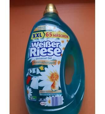Гель для прання Вайбер Райз Weiber Riese ароматерапія універсал 3,25 л 65 пр Німеччина