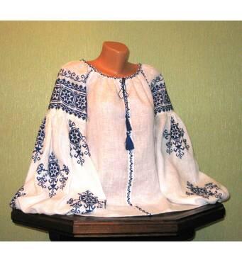 вышиванка женская в стиле бохо ручная работа