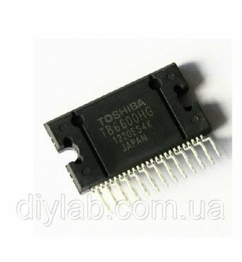 Микросхема TB6600HG драйвер шагового двигателя ЧПУ CNC 5a 50В