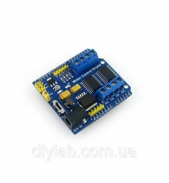 Motor Control Shield для Arduino от WaveShare