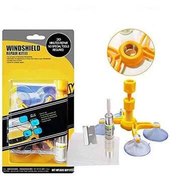 Комплект для ремонту лобового скла windshield