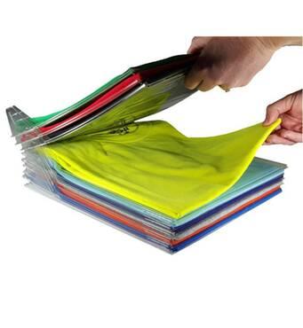Набір органайзерів для зберігання одягу EZSTAX