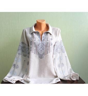 Вишукана жіноча сорочка вишиванка ручної роботи