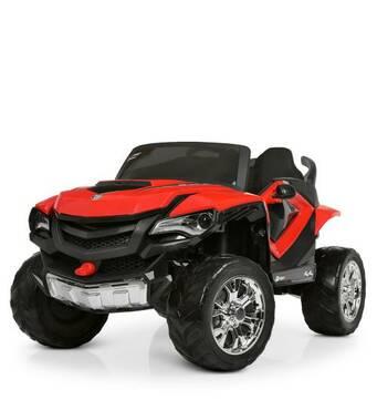 Электромобиль Bambi M 4201EBLR-3 Красный