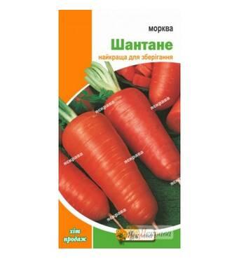 """Семена моркови """"Шантане"""", 3 г"""