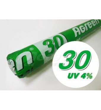 Покривне агроволокно П- 30 (3,2х 100) в рулоні