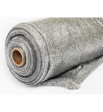 Сітка затінює 40%  (1,5х100 м) срібляста