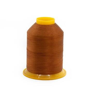 Вишивальна нитка ТМ Sofia Gold (4000м) № 3391  коричневий