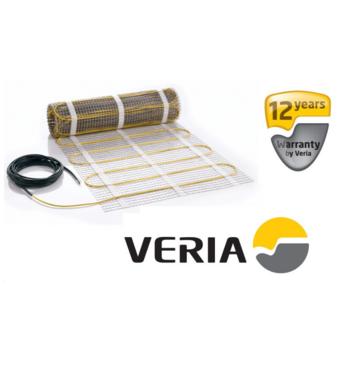 Нагрівальні мати на основі двожильного кабелю Veria (Данія) купити в роздріб