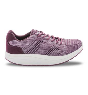 Сникерсы сетчатые Comfort Walkmaxx Фиолетовый  36