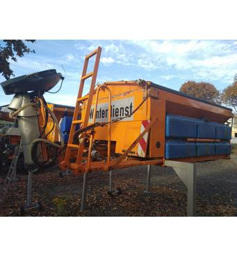 Установка для зимнего содержания дорог SCHMIDT SST42FH