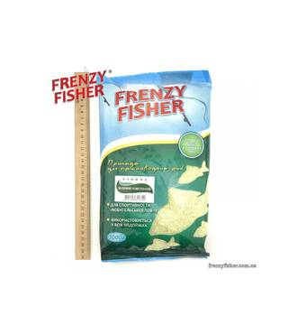 Прикормка FF STRONG зелений товстолоб 1кг